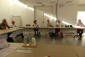 4, 5, 10/09 – Les 3 Commission du CDPB