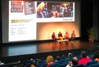 04 et 05/10 – Festival du cinéma des Utopies réelles à Hendaye