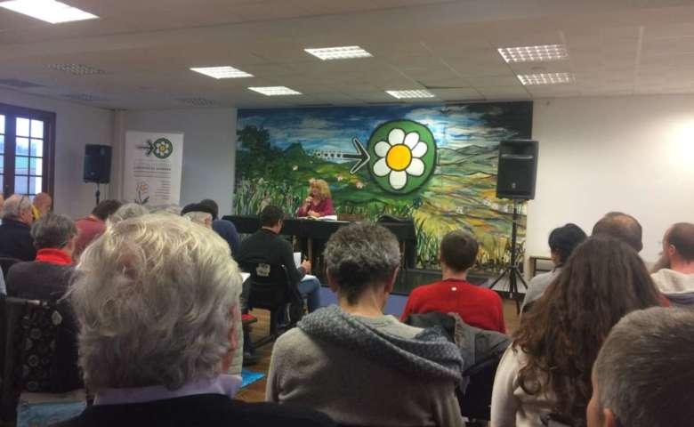 """""""Reterritorialiser"""" l'agriculture et l'alimentation : le CDPB participe à la journée de réflexion d'EHLG"""