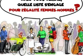 Elu.e.s CAPB et membres CDPB, ensemble sur un guide égalité