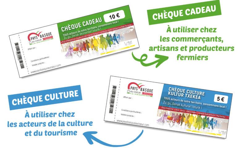 Le premier chèque-culture local !